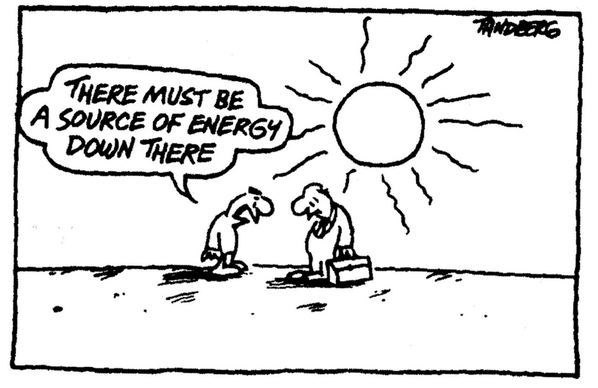 renewables are the answer