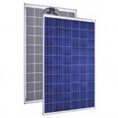 We recommend using high quality monocrystalline solar panels